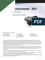 Forerunner 301 - Manual de Usuario