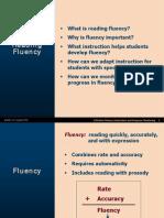 fluency presentation
