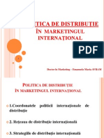 Studenti - DISTRIBUTIA in Mk International