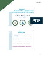 Clase 3-Clasificación de Los Agentes Tóxicos - Fuentes de Información Toxicológica