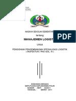 Modul Manajemen Logistik