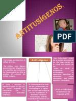 Antitusígenos