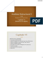 Análisis Estructural I-Capitulo VI