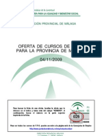 Cursos FPO Málaga
