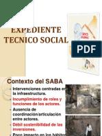 Expediente Tecnico Social
