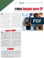 Samuel e Greice - Jonal Folha Da Cidade 05-05-2014