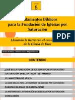 Fundamentos Biblicos_fundacion Iglesias