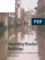 Repairing Flooded Buildings