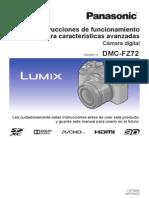 Manual Lumix Dmc Fz72