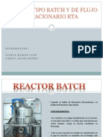 Reactores Batch