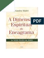 A Dimensoo Espiritual Do Eneagrama