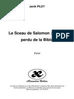 Sceau de Salomon Doc