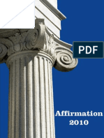 Affirmation 2010