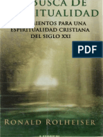 103050903 en Busca de Espiritualidad Rolheiser Ronald