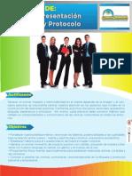 Seminario de Imagen, Presentación Ejecutiva y Protocolo
