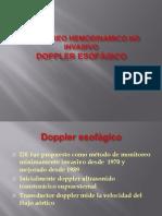 Monitoreo Hemodinamico No Invasivo