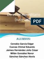 Derecho Sucesorio II