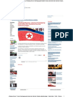 2013 Stimme Russlands zur Korea-Vereinigung