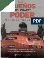 VIDAL BONIFAZ, Francisco - Los Dueños Del Cuarto Poder