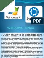 Representante de Linux