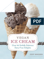 Vegan Ice Cream by Jeff Rogers - Recipes