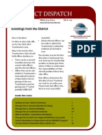 District Dispatch May 2014