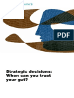 23. 2010, Mckinsey Quarterly, Strategic Decisions