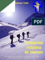 Mons. Thihámer Tóth-Formación Religiosa de Jóvenes