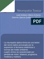 Neuropatía Toxica Alumnos.pptx