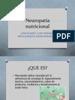 Neuropatía nutricional.pptx