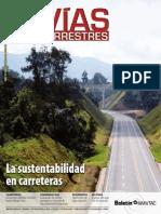 La Sustentabilidad en Carreteras