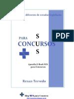 Lei 8.080 - Apostila SUS Para Concursos - 2013 - Revisada