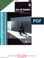 Eli Sirlin - La Luz en El Teatro Libro (2)