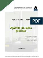 Apostila Laboratorio 2013-2 Metrologia