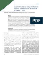 AtoZ, Curitiba-1(1)2011-Metodologias Que Estimulam o Compartilhamento de Conhecimento- A Experiencia Do Global Forum America Latina - Gfal