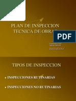 Plan de Inspeccion Tecnica de Obras