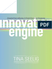 Innovation Engine by Tina Seelig (Excerpt)
