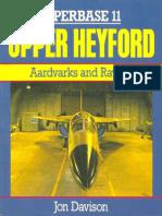 Osprey Superbase 11 - Upper Heyford - Aardvarks and Ravens