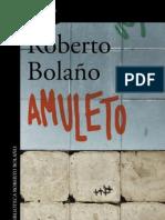 Amuleto de Roberto Bolaño
