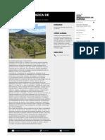 Zona Arqueologica de Cantona