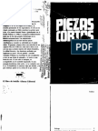 Piezas Cortas - Libretos - Tennessee Williams