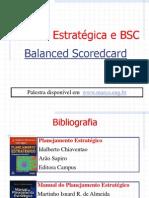 Apresentação BSC-Balanced Scorecard