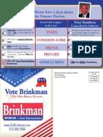 Brinkman closing piece