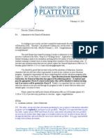 Admission Letter (SOE)