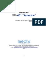72612d-Sm-401 America Serv Tecnico