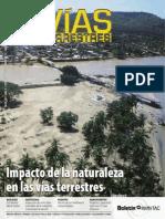 Impacto de La Naturaleza en Las Vias Terrestres