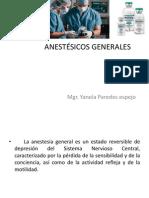 Farmacoquimica_Anestésicos generales