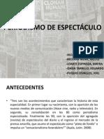 Periodismo de Espectáculos (1)