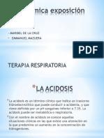 Bioquímica exposición