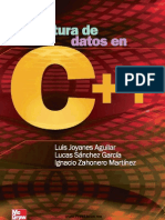 estructura de datos en c cd